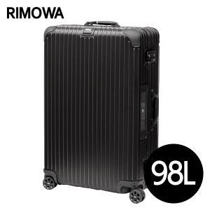 リモワ RIMOWA トパーズ ステルス 98L E-Tag TOPAS ELECTRONIC TAG マルチホイール 924.77.01.5|drinkmarchais