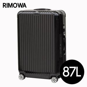 リモワ RIMOWA サルサデラックス 87L ブラック E-Tag SALSA ELECTRONIC TAG マルチホイール 831.73.50.5 drinkmarchais