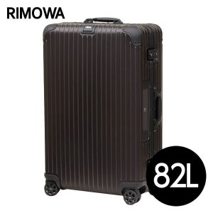 リモワ RIMOWA トパーズ ステルス 82L E-Tag TOPAS ELECTRONIC TAG マルチホイール 924.73.01.5|drinkmarchais