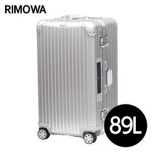 リモワ RIMOWA トパーズ スポーツ 89L シルバー E-Tag TOPAS SPORT ELECTRONIC TAG 923.75.00.5|drinkmarchais