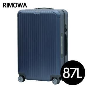 リモワ RIMOWA サルサ 87L マットブルー E-Tag SALSA ELECTRONIC TAG マルチホイール 811.73.39.5|drinkmarchais