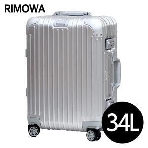 リモワ RIMOWA トパーズ 34L シルバー TOPAS キャビン マルチホイール 924.53.00.4|drinkmarchais