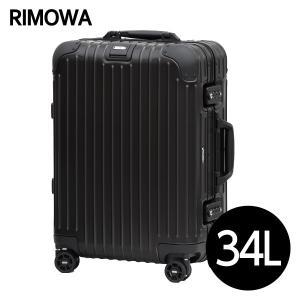 リモワ RIMOWA トパーズ ステルス 34L ブラック TOPAS STEALTH キャビン マルチホイール 924.53.01.4|drinkmarchais