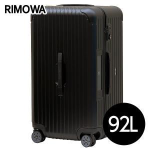 リモワ RIMOWA サルサ スポーツ 92L マットブラック E-Tag SALSA ELECTRONIC TAG スポーツ マルチホイール スーツケース 811.75.32.5|drinkmarchais