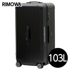 リモワ RIMOWA サルサ スポーツ 103L マットブラック E-Tag SALSA ELECTRONIC TAG スポーツ マルチホイール スーツケース 811.80.32.5|drinkmarchais