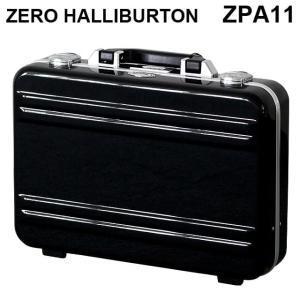 ゼロハリバートン クラシック ポリカーボネート アタッシュケース フレームタイプ スモール ブラック B4対応 80634 ZPA11-BK|drinkmarchais