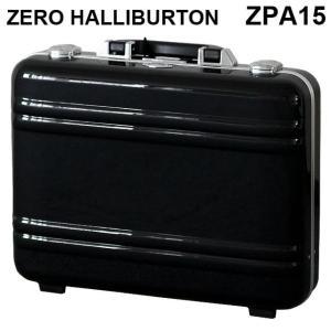 ゼロハリバートン クラシック ポリカーボネート アタッシュケース フレームタイプ ラージ ブラック B4対応 80635 ZPA15-BK|drinkmarchais