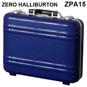 ゼロハリバートン クラシック ポリカーボネート アタッシュケース フレームタイプ ラージ ブルー B4対応 80635 ZPA15-BL|drinkmarchais