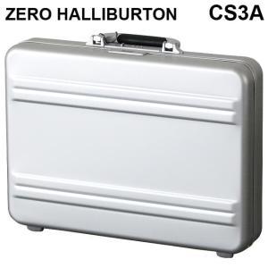 ゼロハリバートン SLシリーズ スリムライン2 アタッシュケース シルバー A3対応 94353 CS3A-SI|drinkmarchais