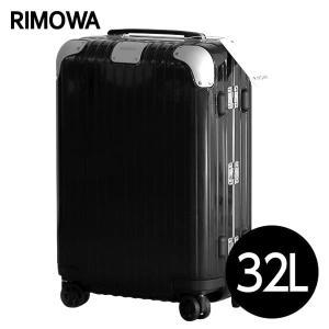 リモワ RIMOWA ハイブリッド キャビンS 32L グロスブラック HYBRID Cabin S 883.52.62.4 『送料無料』※北海道・沖縄・離島を除く|drinkmarchais