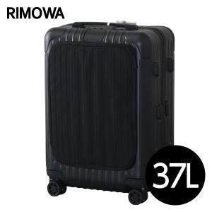 リモワ RIMOWA エッセンシャル スリーブ キャビン 37L マットブラック ESSENTIAL SLEEVE Cabin 842.53.63.4 drinkmarchais