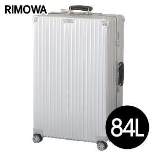 リモワ RIMOWA クラシック チェックインL 84L シルバー CLASSIC Check-In L 972.73.00.4 『送料無料』※北海道・沖縄・離島を除く drinkmarchais