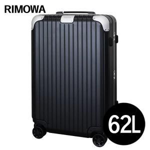 リモワ RIMOWA ハイブリッド チェックインM 62L マットブラック HYBRID Check-In M 883.63.63.4|drinkmarchais