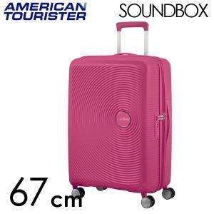サムソナイト アメリカンツーリスター サウンドボックス 67cm EXP マゼンタ 88473-1992 スーツケース 旅行 海外 drinkmarchais