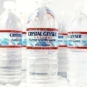SALE クリスタルガイザー 水 CRYSTAL GEYSER 500ml × 48本 天然水 ミネラルウォーター ナチュラルウォーター 【5〜8営業日以内に出荷】