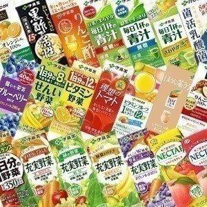 野菜ジュース 伊藤園 200ml 紙パック×24本 選り取り...