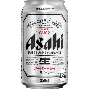 アサヒ スーパードライ 350ml×24本【...の関連商品10