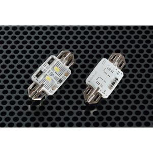 ルームランプやライセンスバルブ等のLEDバルブ【CL104】F37 フェストンバルブT10×37mmに対応【日本製】|drive