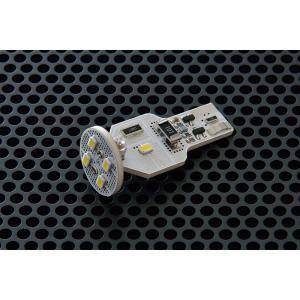 LEDバックランプ【CL106】W16−R バックランプのT16バルブに対応したLEDバルブ(1個入りパッケージ)【日本製】|drive