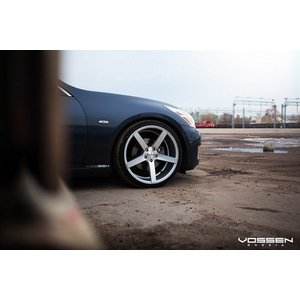 【単品販売】VOSSEN ヴォッセ CV3-R 19インチ 10.0J FLAT PCD/120|drive