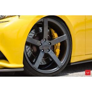 【単品販売】VOSSEN ヴォッセ CV3-R 19インチ 8.5J FLAT PCD/120|drive