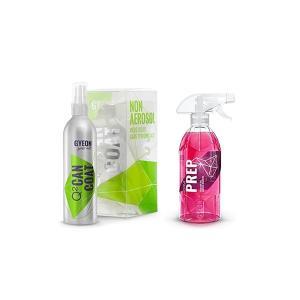 ジーオン GYEON セルフコーティング キャンコートと脱脂剤 プレップ|drive