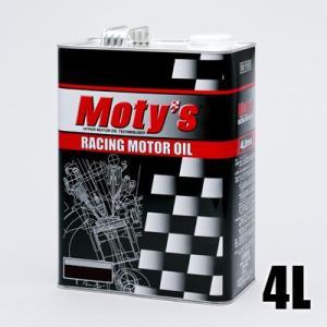 M110 5W40 4L缶 Moty's モティーズ エンジンオイル M110 5W40 4リットル|drive