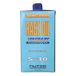 NUTEC ニューテック  エンジンオイル RACE OIL NC-40 5W30 1L|drive