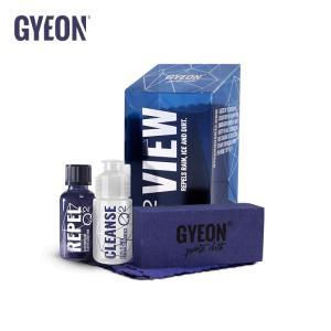ジーオン GYEON View(ヴィユー) 20ml ガラス撥水コーティング剤|drive