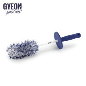 ジーオン GYEON ホイール用クリーニングブラシ Mサイズ Q2MA-WB-M マイクロファイバー|drive