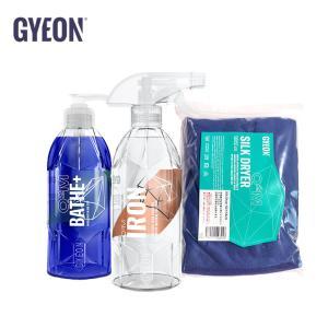 ジーオン GYEON スターターセット Cキット 撥水シャンプー 鉄粉クリーナー 洗車タオル【在庫あり】|drive