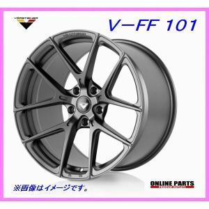 VORSTEINER WHEEL  ヴォルシュティナー VFFシリーズ V−FF101 BMW E46M3 19インチ 1台分|drive