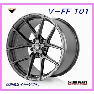 VORSTEINER WHEEL ヴォルシュティナー VFFシリーズ V−FF101 BMW F30 3シリーズ 19インチ 1台分|drive