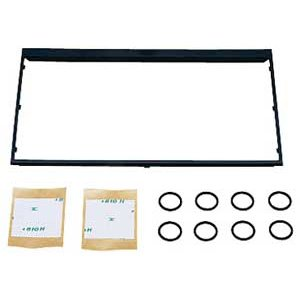 BKN-053-500 clarion クラリオン 日産汎用2DINフェイスパネル【取寄商品】|drivemarket