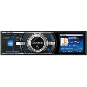 iDA-X305S ALPINE アルパイン iPod/iPhone 3GSに完全対応!!iPod接続ケーブル付属!!デジタルメディア ヘッドユニット|drivemarket