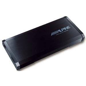 SWE-2200 ALPINE アルパイン クラス最高レベルの出力音圧、際立つ重低音!!MAX150W ボックス型パワード・サブウーファー【取寄商品】 drivemarket