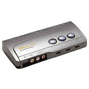 オーディオテクニカ AT-SL33AV AVセレクター【取寄商品】|drivemarket