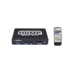 HDMP1A 車載用メディアプレイヤー ビートソニック【取寄商品】 drivemarket