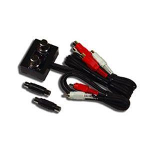 ビートソニック OB-1 ライン分配器 RCA音声信号を2chから4chに増やせる drivemarket