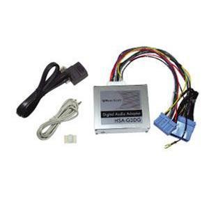 ビートソニック HSA-G3DG ホンダ用 純正オーディオにデジタルオーディオがダイレクトにつながる デジタルオーディオアダプター drivemarket