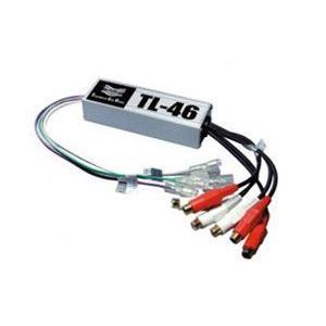 ビートソニック TL-46 トランデューサーラインケーブル(4ch) 純正ナビに外部アンプがつながる drivemarket