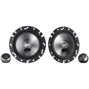 SRT1600S clarion クラリオン 16cmセパレート2WAYスピーカーシステム(2本1組) サウンドリフレクト drivemarket