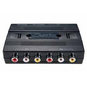 データシステム  オートAVセレクター AVS430 映像信号を検知してオート切替 DATA SYSTEM【取寄商品】 drivemarket