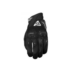 STUNT EVO AIRFLOW FIVE サマーグローブ カラー:ブラック サイズ:L ファイブ【取寄商品】|drivemarket