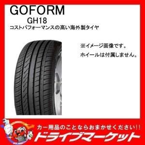 2016年製 GOFORM Zonda GH18 225/60R18 100H 新品 サマータイヤ【取寄商品】
