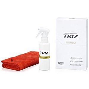コーティング剤  ケイ素系ボディコーティング剤 TRIZ(トライズ)プレミアム (プレミアムクロス付) SOFT99 00160【取寄商品】 drivemarket