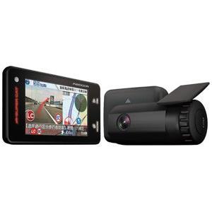 A800DR GPSアンテナ搭載ドライブレコーダー連動レーダー探知機 ユピテル【取寄商品】