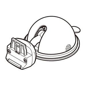 OP-CU100kit 吸着盤クレードルキット ユピテル【取寄商品】 drivemarket