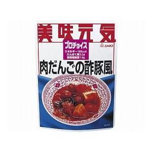 (E0746)ジャネフ プロチョイス 肉だんごの酢豚風 / ...