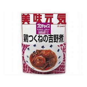 【廃盤】(E0748)ジャネフ プロチョイス 鶏つくねの吉野...